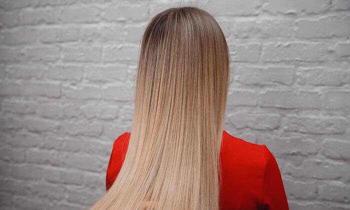 4 החלקת שיער מינרלית עד הבית - צימר ההחלקות, שלומי