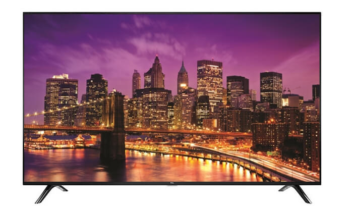 4 טלוויזיה TCL Full HD, מסך 40 אינץ'