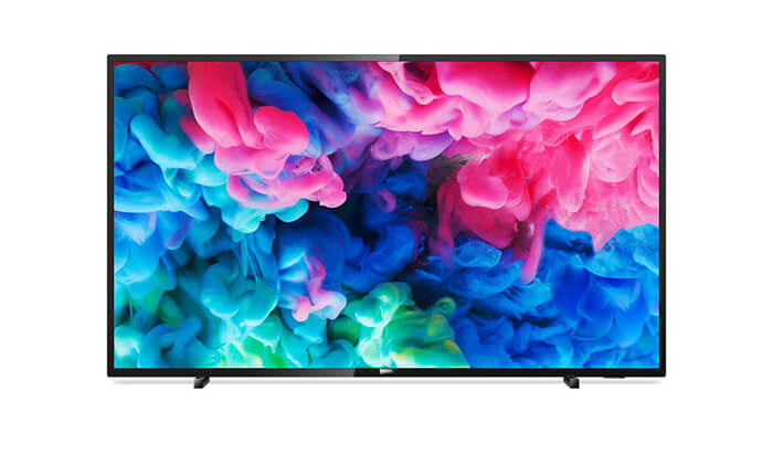 2 טלוויזיה חכמה פיליפס 4K PHILIPS, מסך 65 אינץ'
