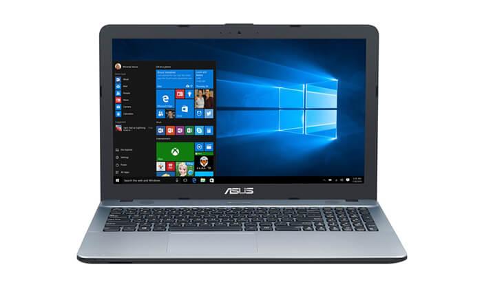 3 מחשב נייד אסוס ASUS עם מסך 15.6 אינץ'