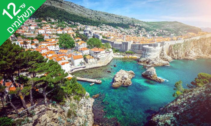 3 יולי-אוגוסט בדוברובניק, קרואטיה - חבילת טוס וסע