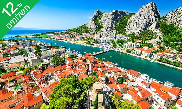 6 יולי-אוגוסט בדוברובניק, קרואטיה - חבילת טוס וסע