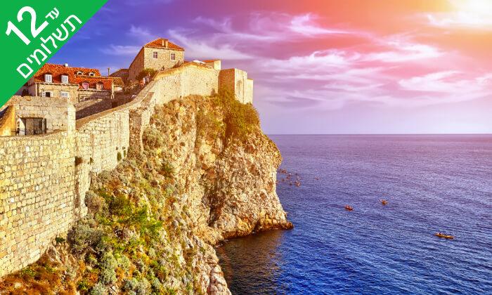 9 יולי-אוגוסט בדוברובניק, קרואטיה - חבילת טוס וסע