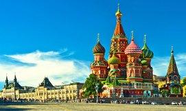 טיול מאורגן למוסקבה בפסח