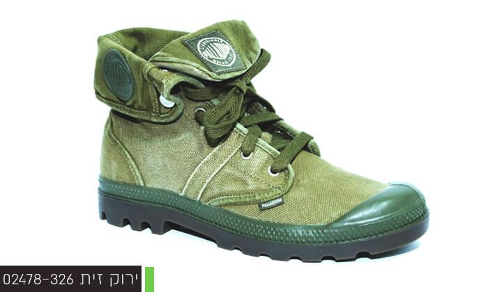 4 נעלי גברים Palladium