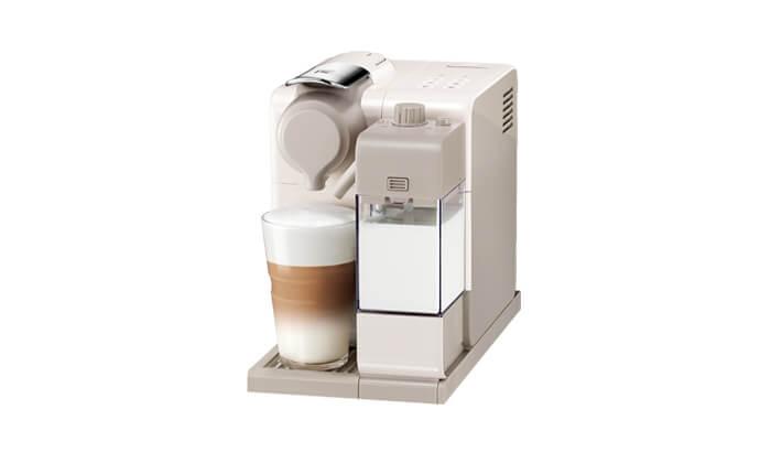 2 מכונת קפה Nespresso Lattissima Touch