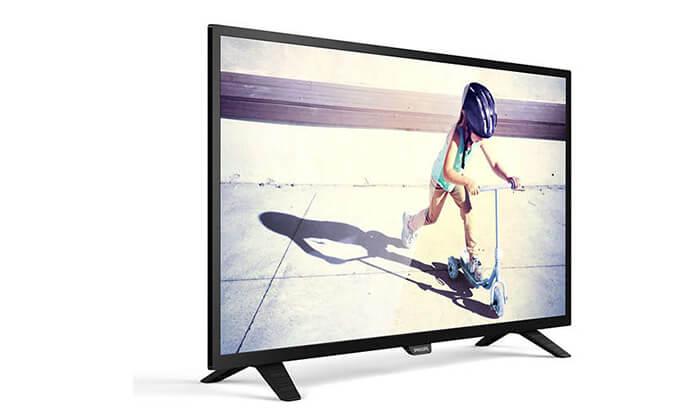 2 טלוויזיה פיליפס PHILIPS, מסך 32 אינץ' - משלוח חינם!
