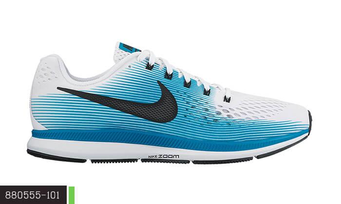 5 נעלי ריצה לנשים ולגברים NIKE