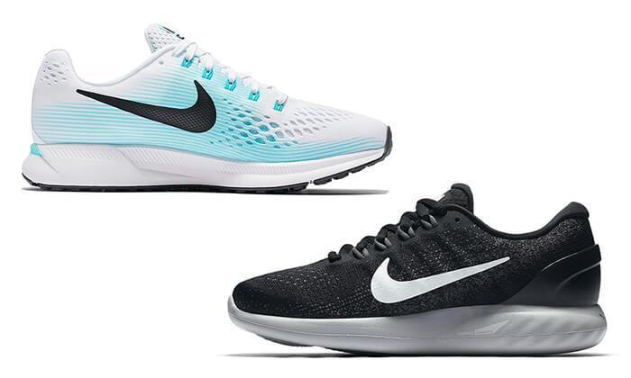12 נעלי ריצה לנשים ולגברים NIKE