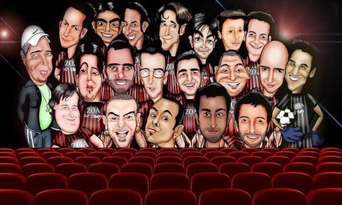 2 קומדי בר ראשון לציון - כרטיס למופע סטנד אפ במגוון מועדים