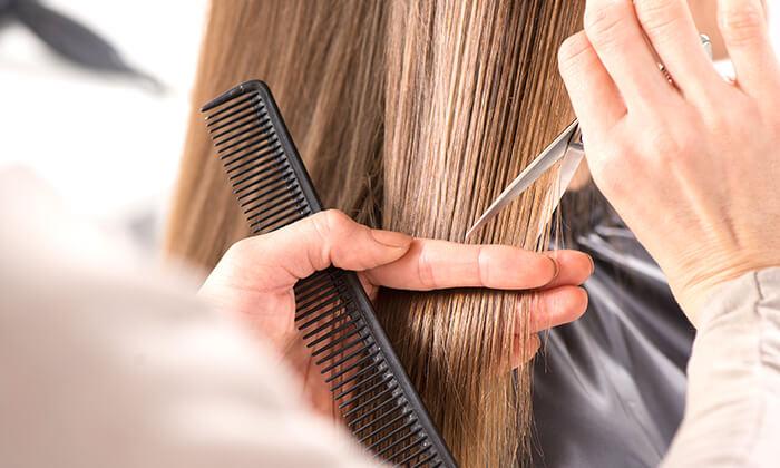 2 טיפולי שיער במספרה של אייל סדון, המושבה הגרמנית ירושלים