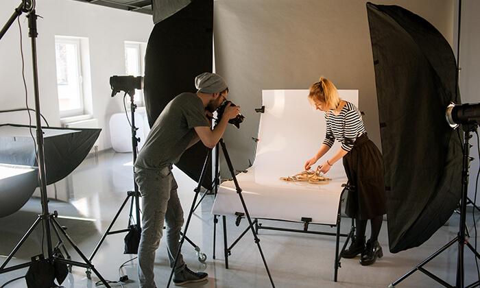 2 יסודות הצילום בסטודיו - קורס אונליין עם יואב בן דור, Myco