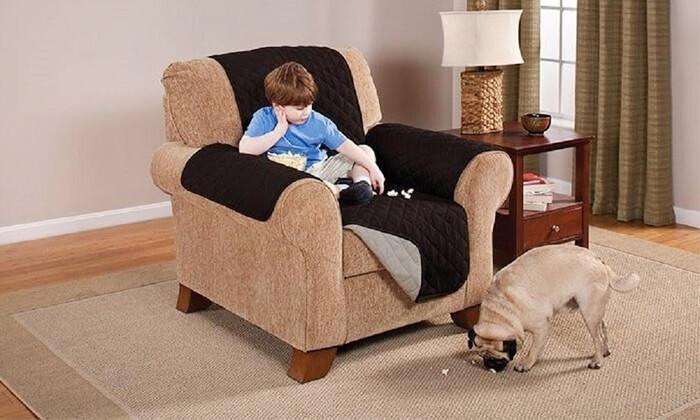 8 סט כיסויים דו-צדדיים לספה