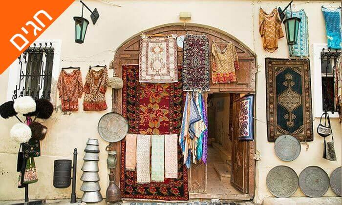 9 טיול מאורגן בבאקו, אזרבייג'ן - נופים יפים, תרבות עתיקה וכפרים ציוריים, כולל חגים