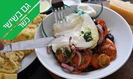ארוחת בוקר זוגי בצ'ירו נאפולי