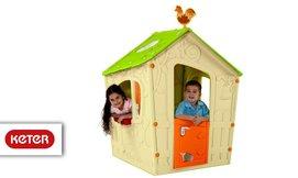 בית ילדים כתר בעיצוב טירה