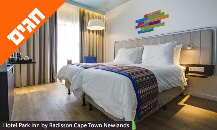 6 חופשה בקייפטאון - דרום אפריקה, כולל יולי-אוגוסט וחגים