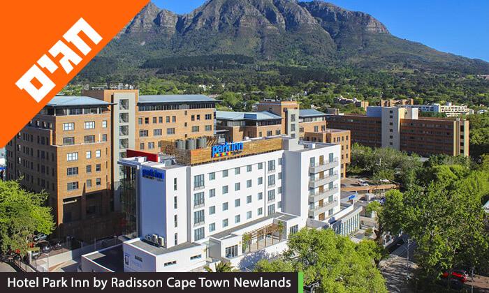 4 חופשה בקייפטאון - דרום אפריקה, כולל יולי-אוגוסט וחגים