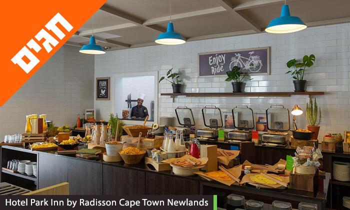 5 חופשה בקייפטאון - דרום אפריקה, כולל יולי-אוגוסט וחגים