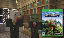משחק Minecraft ל-XBOX ONE