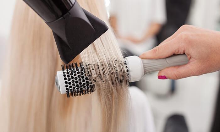 2 טיפולי שיער במספרת גזור, ראשון לציון