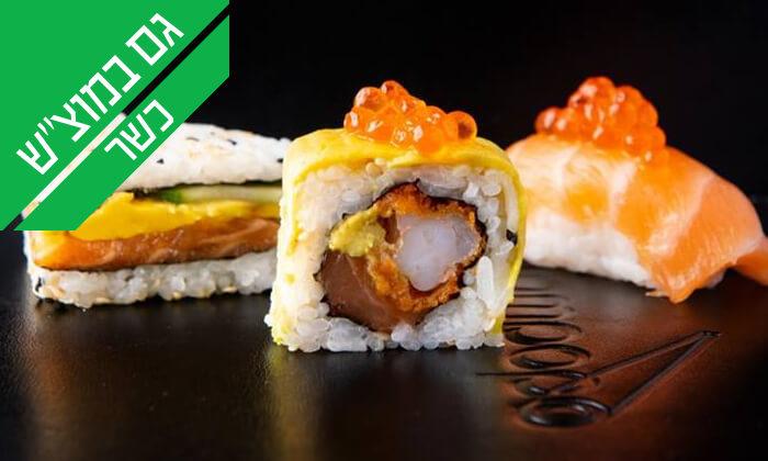 7 ארוחה יפנית כשרה בטמפופו סושי בר, תל אביב