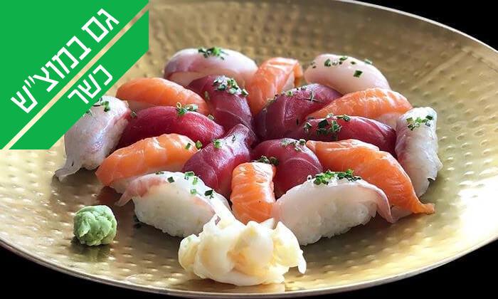 8 ארוחה יפנית כשרה בטמפופו סושי בר, תל אביב