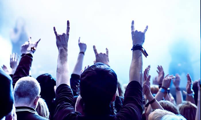 2 כרטיס למטאליקה בפראג - להקת המטאל חוזרת לתת בראש!