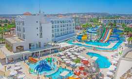 פסח בקפריסין, כולל פארק מים