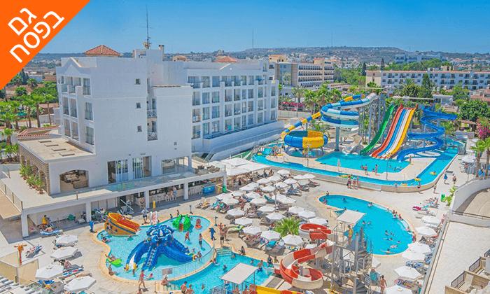 2 חופשת פסח משפחתית בפרוטארס קפריסין, כולל פארק מים