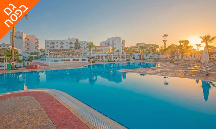 5 חופשת פסח משפחתית בפרוטארס קפריסין, כולל פארק מים