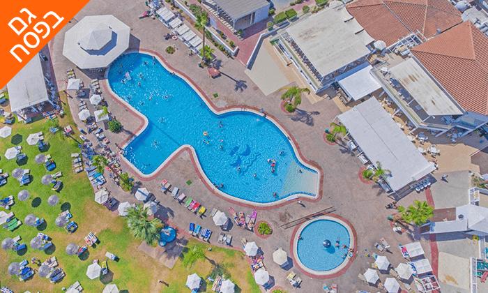 4 חופשת פסח משפחתית בפרוטארס קפריסין, כולל פארק מים