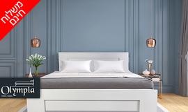 מיטה ברוחב וחצי עם מזרן מתנה