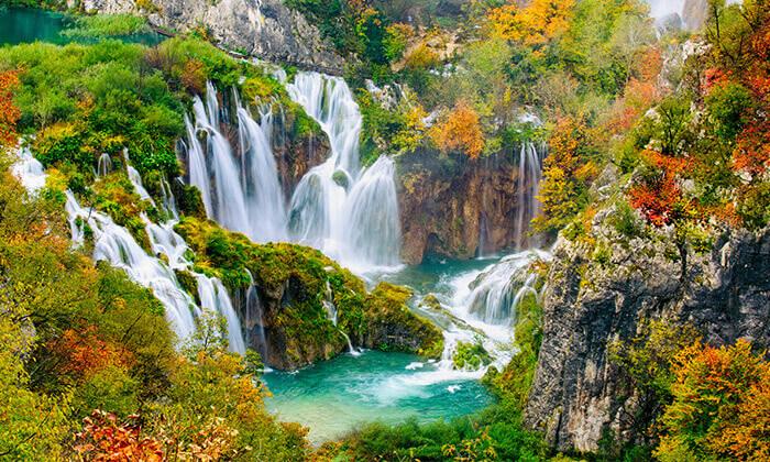 6 טיול מאורגן לקרואטיה סלובניה בקיץ, כולל חצי האי איסטריה וביקור באוסטריה