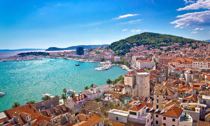 7 טיול מאורגן לקרואטיה סלובניה בקיץ, כולל חצי האי איסטריה וביקור באוסטריה