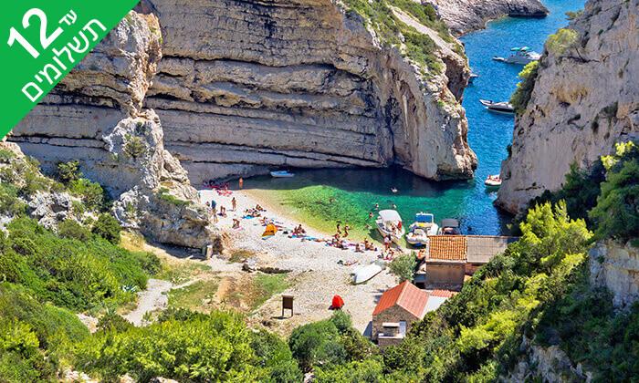 4 טיול מאורגן לקרואטיה סלובניה בקיץ, כולל חצי האי איסטריה וביקור באוסטריה