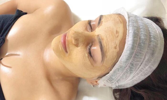 2 טיפולי פנים בקליניקת מגע הטבע, יפו