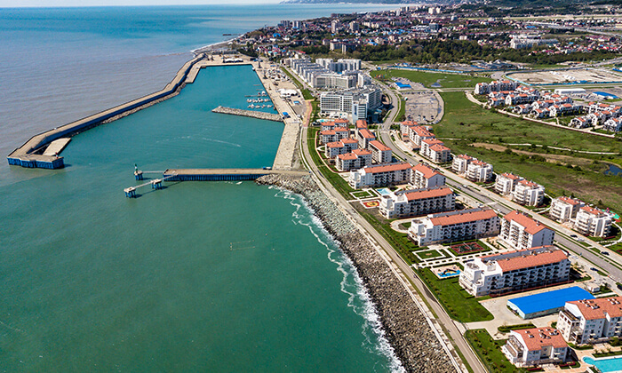 7 בין הרי הקווקז וחופי הים השחור - טיול מאורגן בריביירה הרוסית