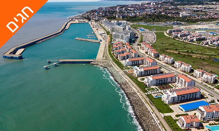 7 בין הרי הקווקז וחופי הים השחור - טיול מאורגן בריביירה הרוסית, כולל פסח
