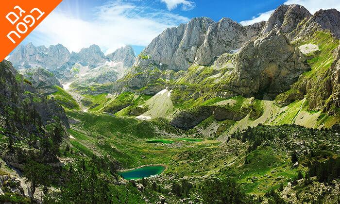 9 טיול מאורגן לאלבניה ומקדוניה, כולל פסח