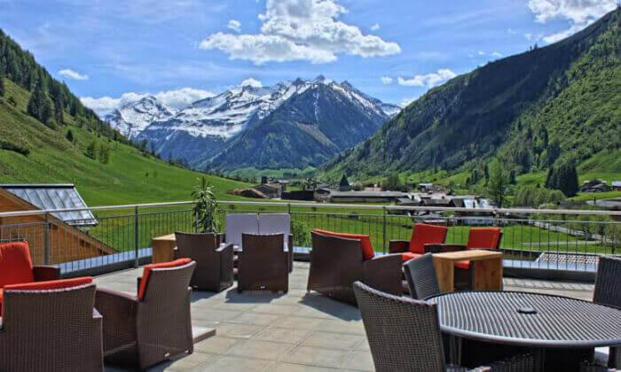 3 יולי-אוגוסט למשפחות באוסטריה - טבע, טיולים ונופים