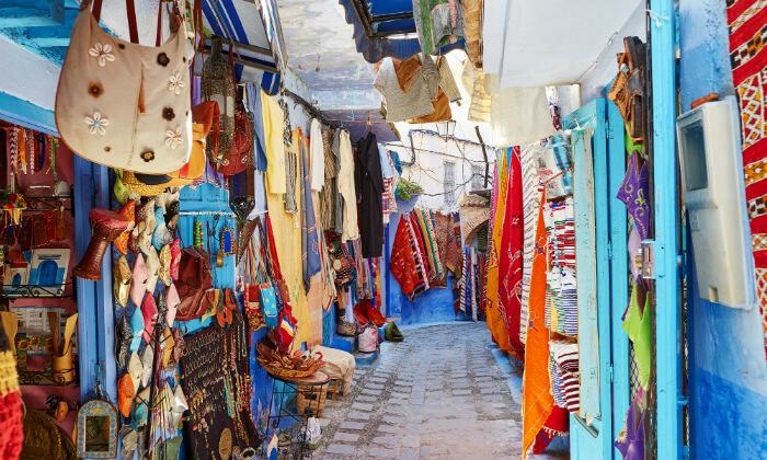 7 טיול מאורגן למרוקו - מרקש, פס, מקנס, ראבט, קזבלנקה ועוד