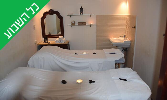 5 חבילות ספא במלון אירופה, טבריה