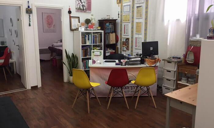 3 טיפול שיאצו ב'דרך הבריאה', תל אביב