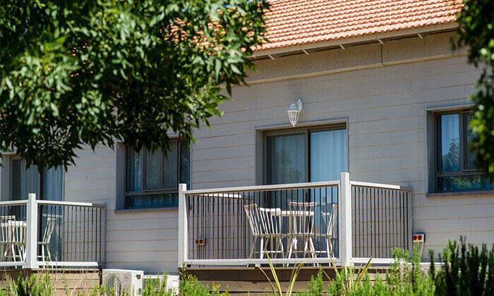 """7 חופשה משפחתית בכפר הנופש עין זיוון, כולל סופ""""ש"""