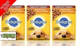 24 מעדני Pedigree לכלבים