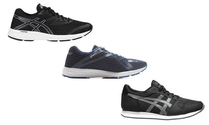 2 נעלי ריצה וסניקרס Asics