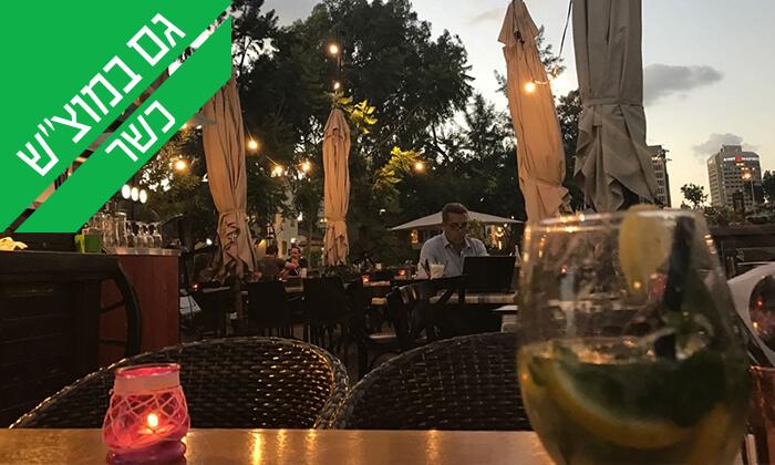 7 ארוחה זוגית במסעדת פרדיסו, תל אביב