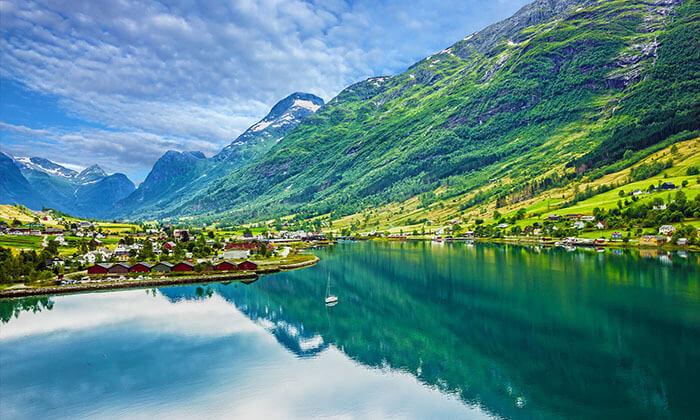 3 טיול מאורגן 8 ימים לנורבגיה והפיורדים - מפלסטורסטרפוסן, רכבל בסטרנדה, קניון בורדלן ועוד