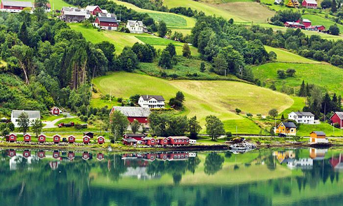 4 טיול מאורגן 8 ימים לנורבגיה והפיורדים - מפלסטורסטרפוסן, רכבל בסטרנדה, קניון בורדלן ועוד